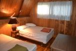 Aframe 1 beds down