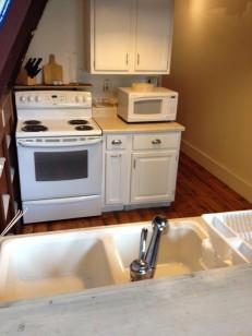 Aframe 2 kitchen