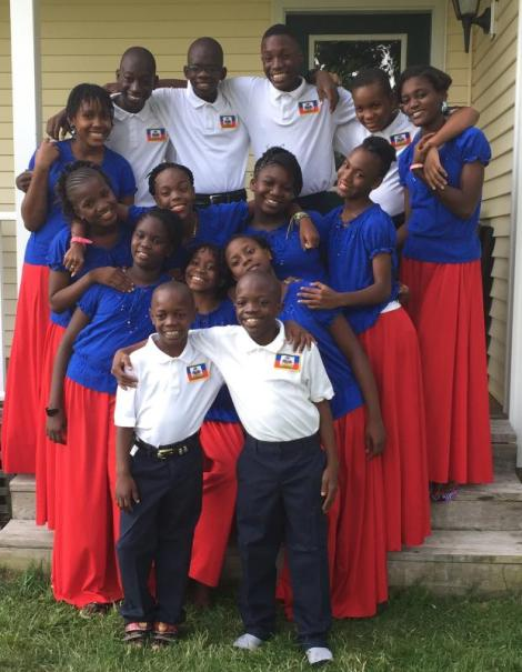 Hope Haitian Childrens Choir