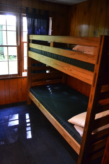 Maple Bunks