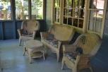 Maple porch