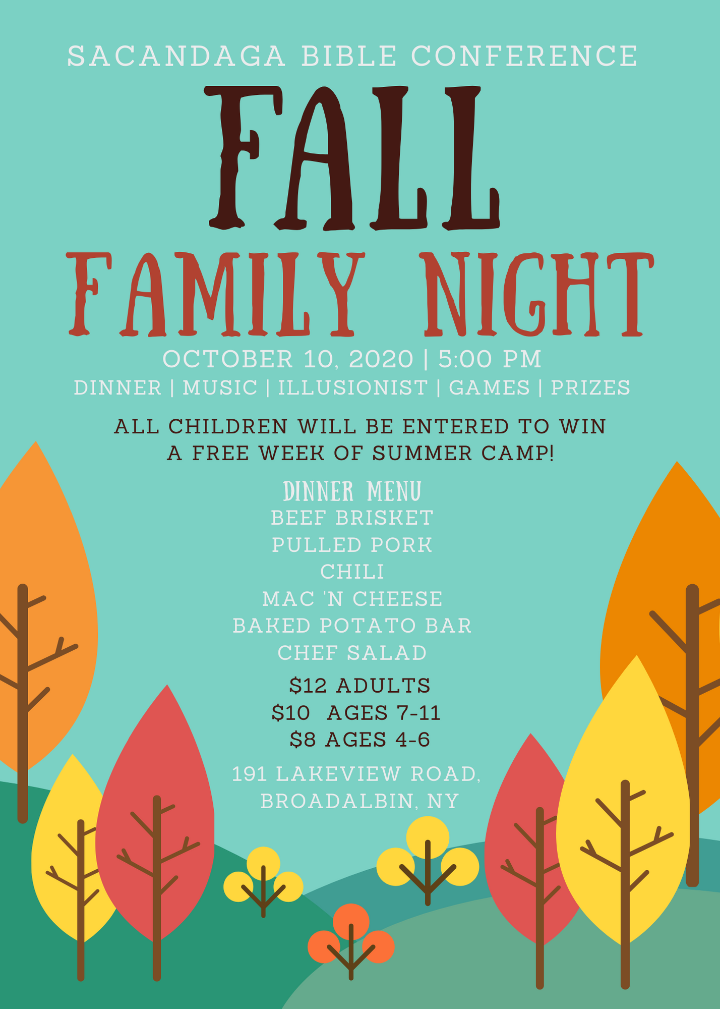 Fall Family Night 3